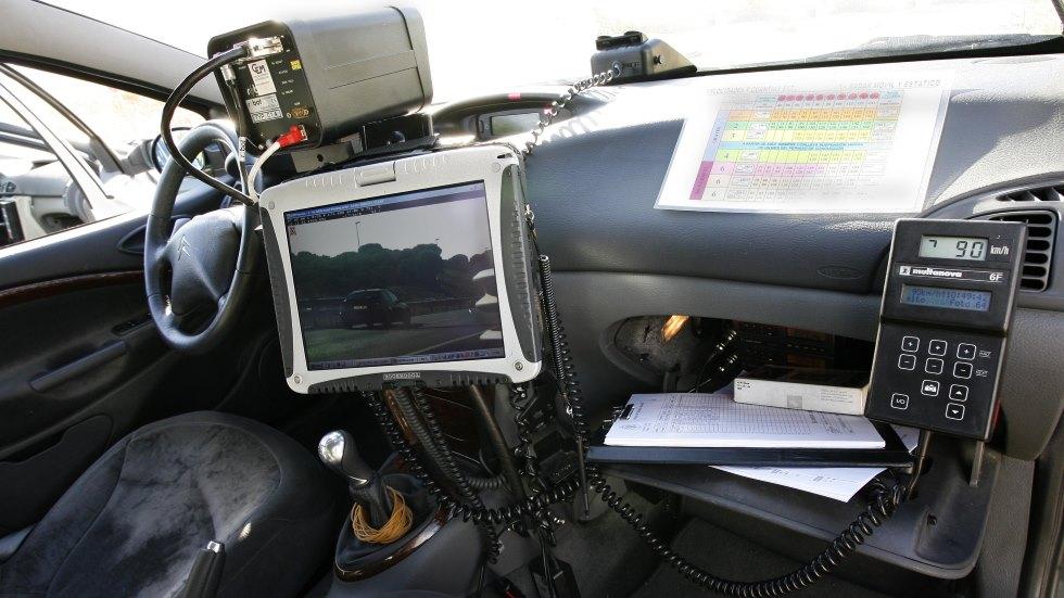 Los 12 nuevos radares móviles que ya multan en Valencia: dónde están