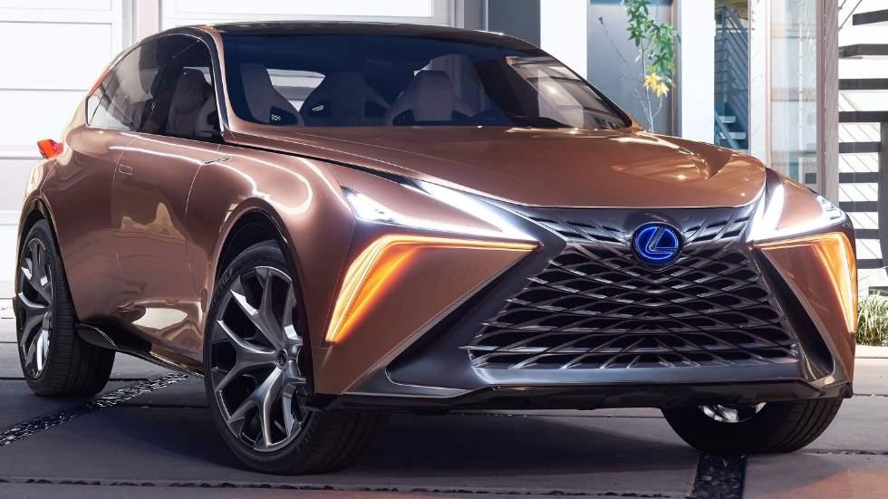 Lexus podría lanzar un súper SUV para competir con el Lamborghini Urus