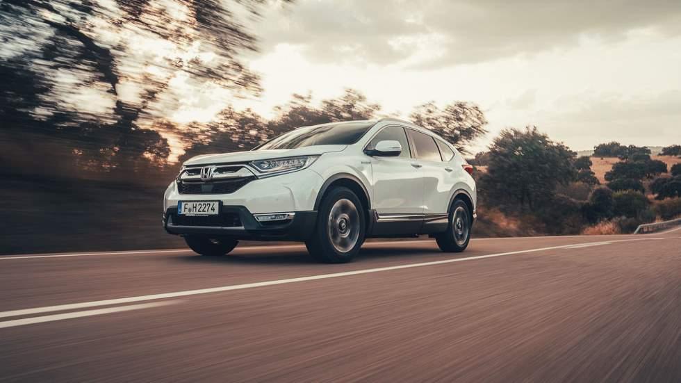Honda CR-V Hybrid 2019: prueba y precios del nuevo SUV híbrido