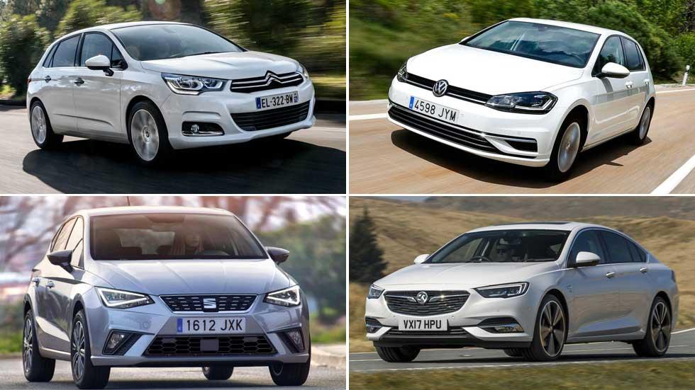 Los 10 coches más robados en España: vídeo con los mejores consejos