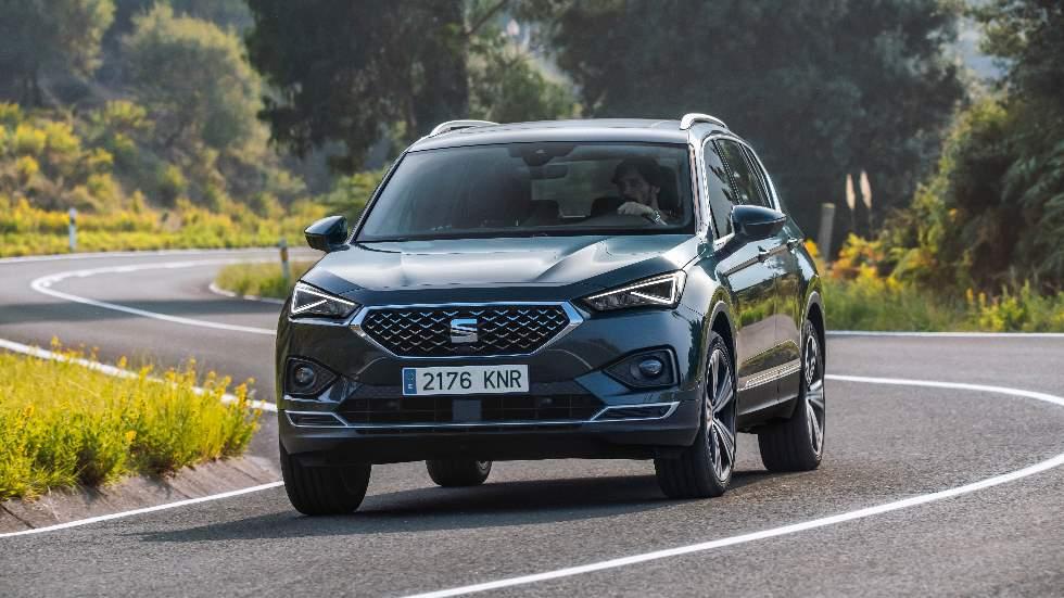 Seat Tarraco 2019: prueba y primer precio para España del nuevo SUV