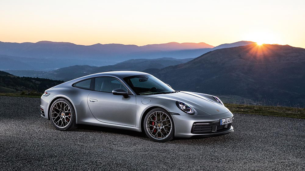 Porsche 911 992: primeros datos, precios y fotos oficiales de la octava generación