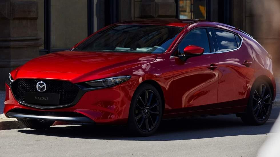 Oficial: Mazda3 2019, vídeo, fotos y datos definitivos del nuevo compacto