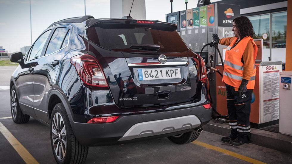 Pon un Opel de GLP en tu vida: menos gastos, etiqueta ECO y mayor autonomía