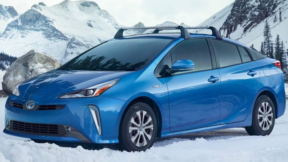 Toyota Prius 2019: el híbrido más popular, ahora con tracción total