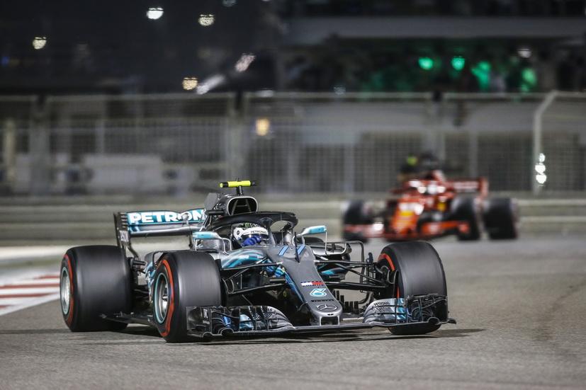 Formula 1 2018: los números de la temporada