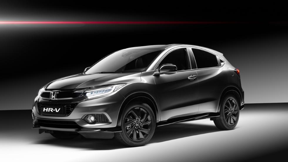 Honda: el SUV HR-V estrena motor gasolina… y la marca abandona el Diesel