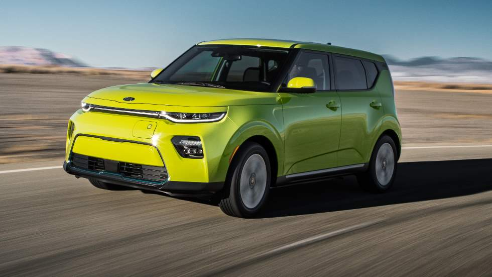 kia soul ev 2019 todos los datos y fotos del nuevo crossover el ctrico novedades. Black Bedroom Furniture Sets. Home Design Ideas