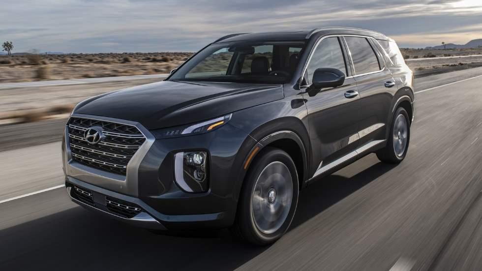 Hyundai Palisade 2020: así es el nuevo SUV hermano mayor de Tucson y Santa Fe