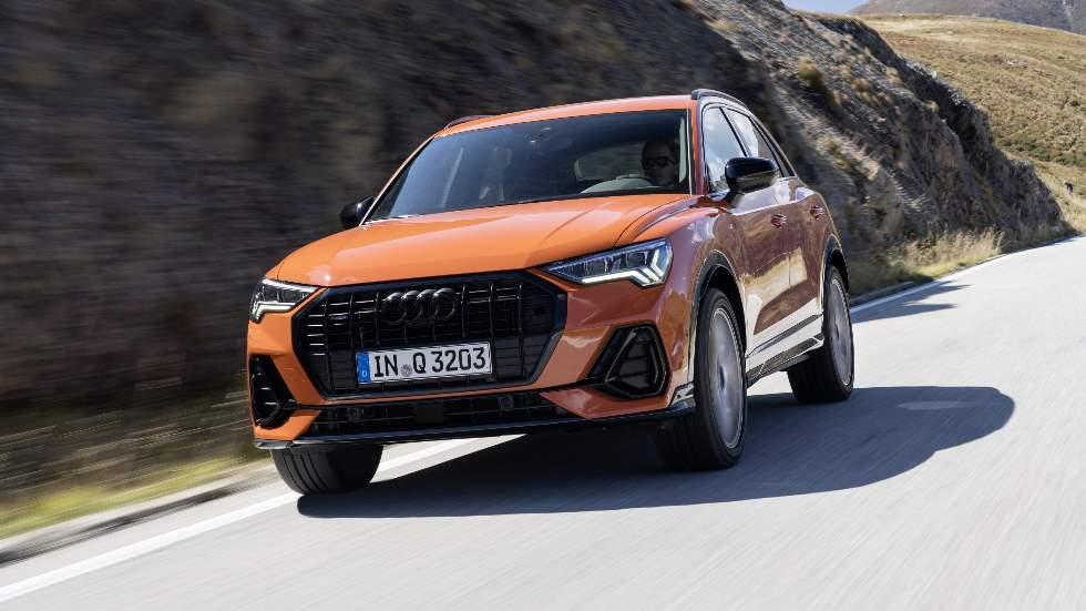 Audi Q3 2019: primer precio para Europa del nuevo SUV