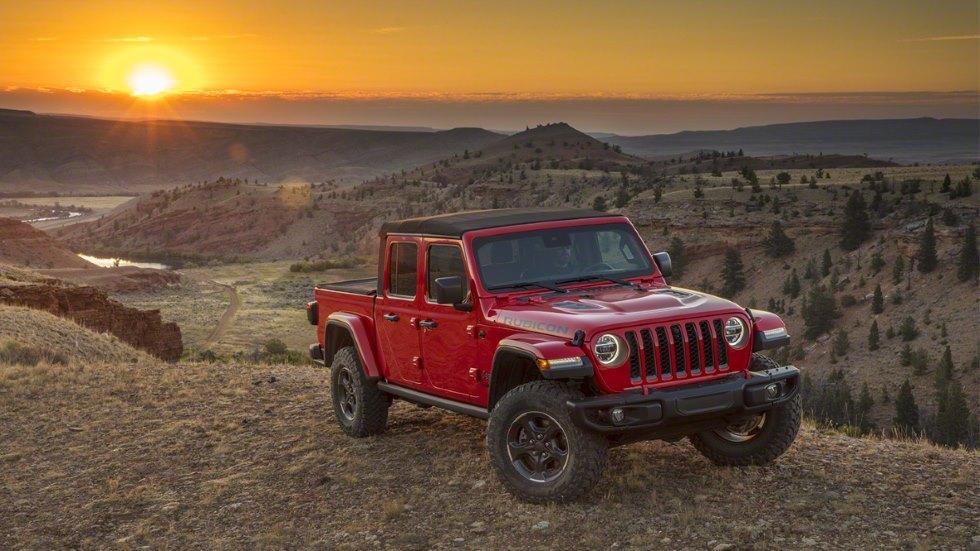 Jeep Gladiator: así es el nuevo pick-up, el más capaz y todo terreno