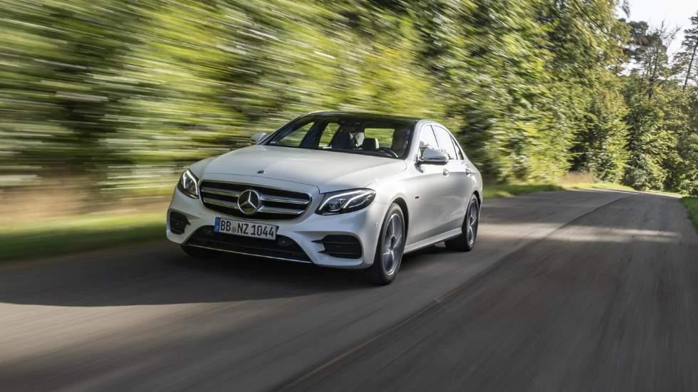 Mercedes Clase E 300 de: precios y datos de la nueva berlina híbrida enchufable