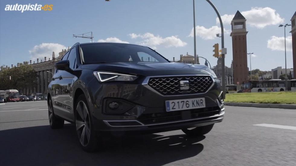 Seat Tarraco: todas las claves del nuevo SUV, en VÍDEO