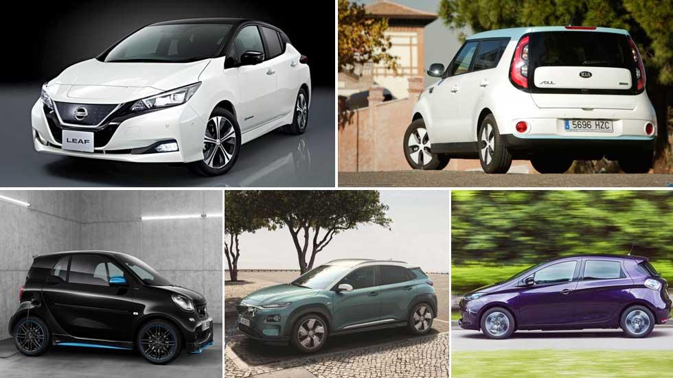Los 5 mejores coches para poder entrar siempre en Madrid Central