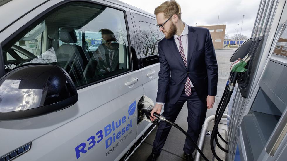 ¿El Diesel está muerto? Así es el nuevo biodiesel que emite muy poco CO2
