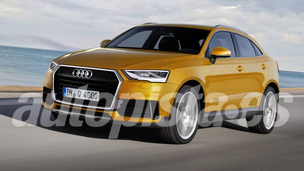 Audi Q4 2019: el nuevo SUV, mucho más que un Q3 coupé