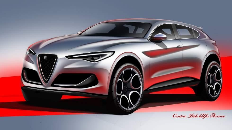 El nuevo SUV compacto de Alfa Romeo, ¿con la plataforma del Jeep Renegade?