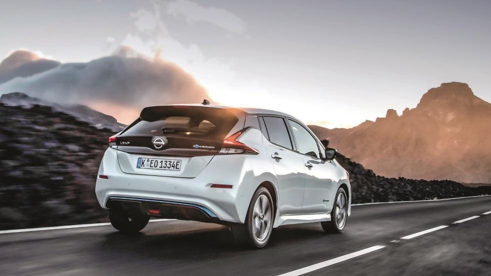 Nissan Leaf 2019: el coche eléctrico para todo, a prueba