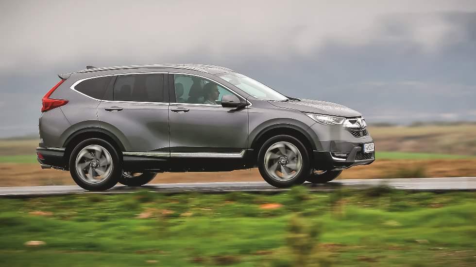 Honda CR-V 1.5 VTEC Turbo: a prueba el nuevo SUV con motor de gasolina