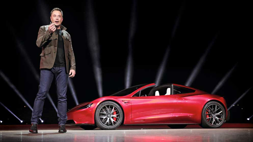 """Modo """"enrollarse"""": los coches de Tesla lo activarán pronto"""