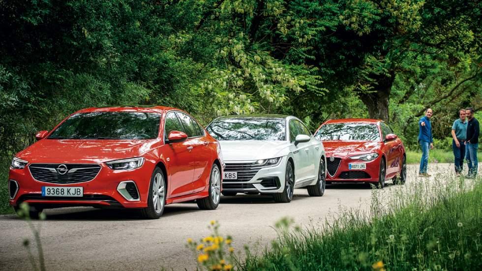 Las ventas de coches bajan un 12,6 por ciento en noviembre