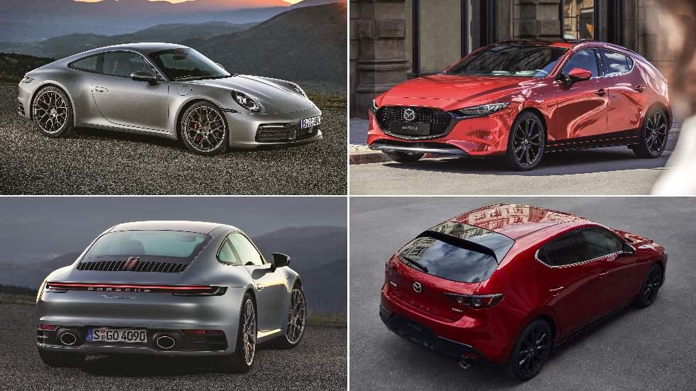 Revista Autopista 3079: todas las claves de los nuevos Mazda3 y Porsche 911
