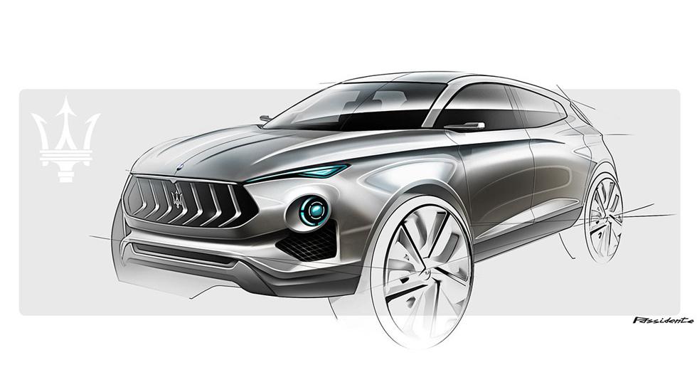 Maserati Karif: así podría ser el nuevo SUV compacto premium