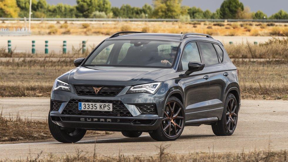 Cupra Ateca: probamos a fondo el nuevo gran SUV deportivo