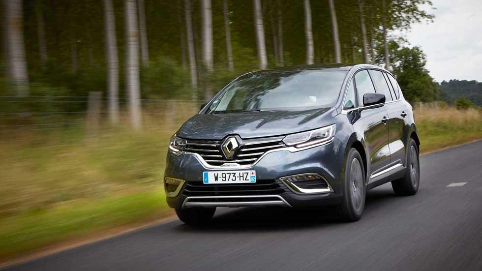 Renault Espace 2019: probamos el familiar con su nuevo motor Diesel