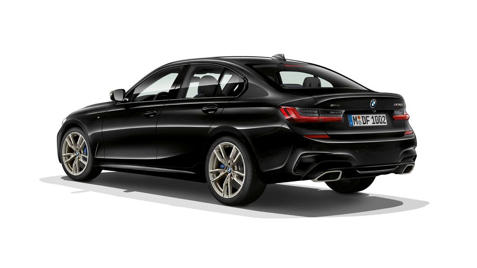 BMW M340i xDrive: el Serie 3 2019 estrena su versión más deportiva