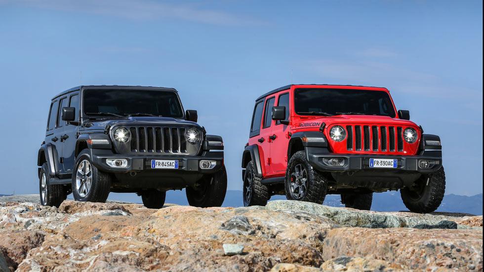 Jeep Wrangler: el campeón todo terreno se renueva