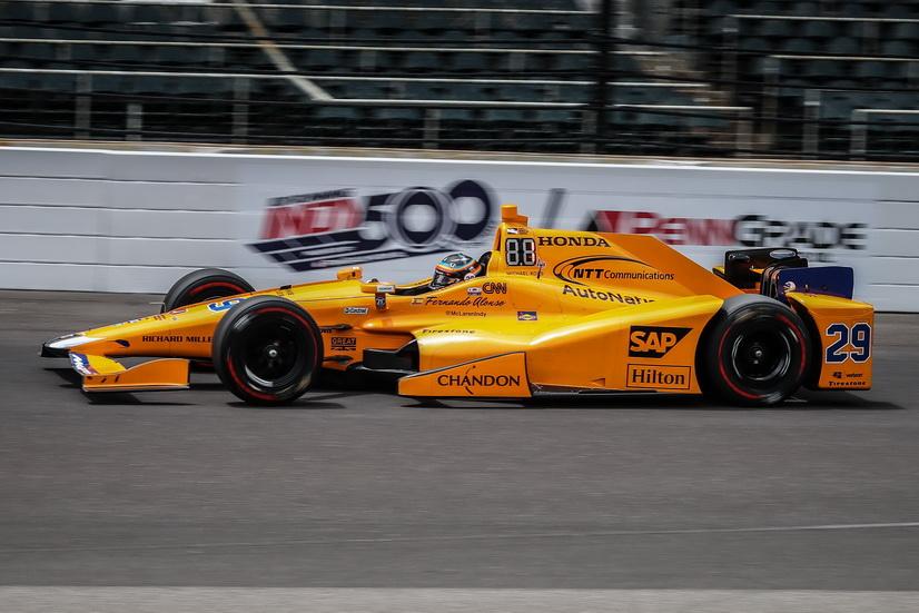 Alonso correrá con motor Chevrolet las 500 Millas de Indianápolis