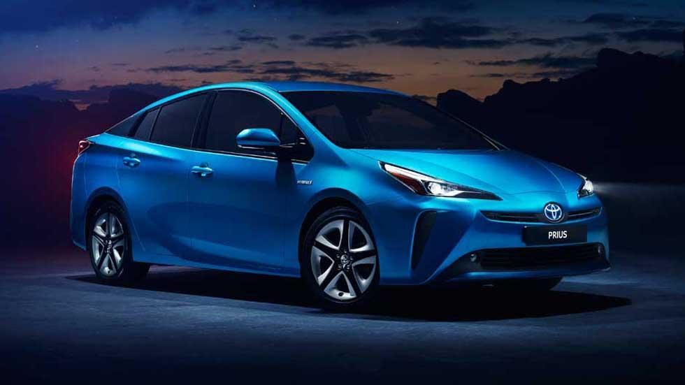Toyota Prius Hybrid 2019: todos los precios y datos para España