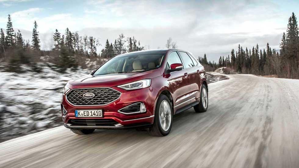 Ford Edge 2019: prueba, gama y precios de un SUV grande entre los grandes