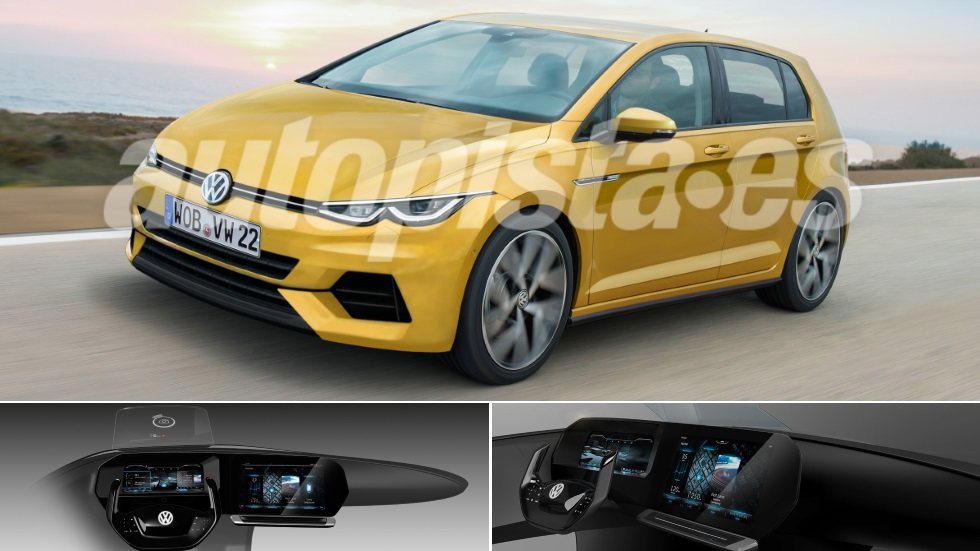 volkswagen golf 2019 todos los secretos de la 8. Black Bedroom Furniture Sets. Home Design Ideas