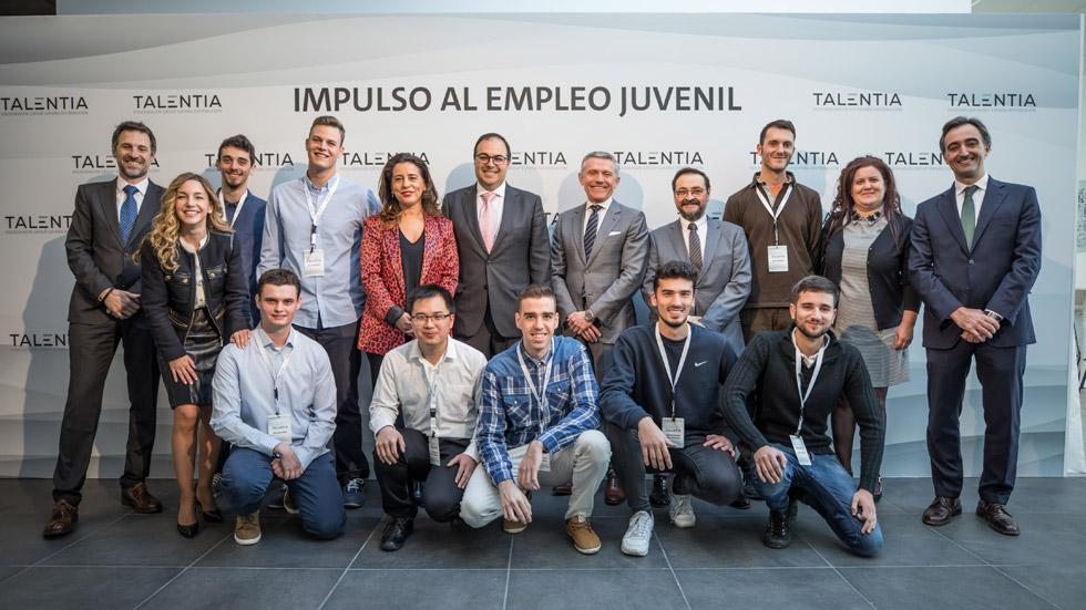 Nace Talentia, el programa para impulsar el empleo juvenil de Volkswagen