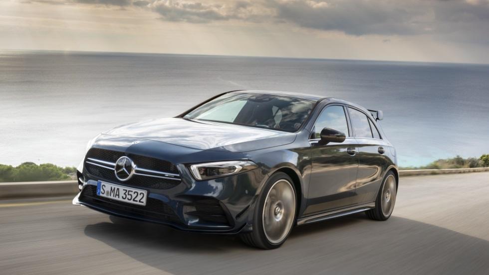 Mercedes-AMG A 45 4Matic: el compacto más brutal, confirmado