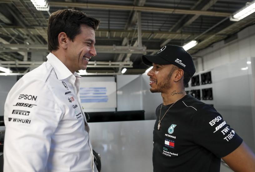 """""""El nuevo motor Mercedes no da el resultado que esperábamos"""", reconoce Wolff"""