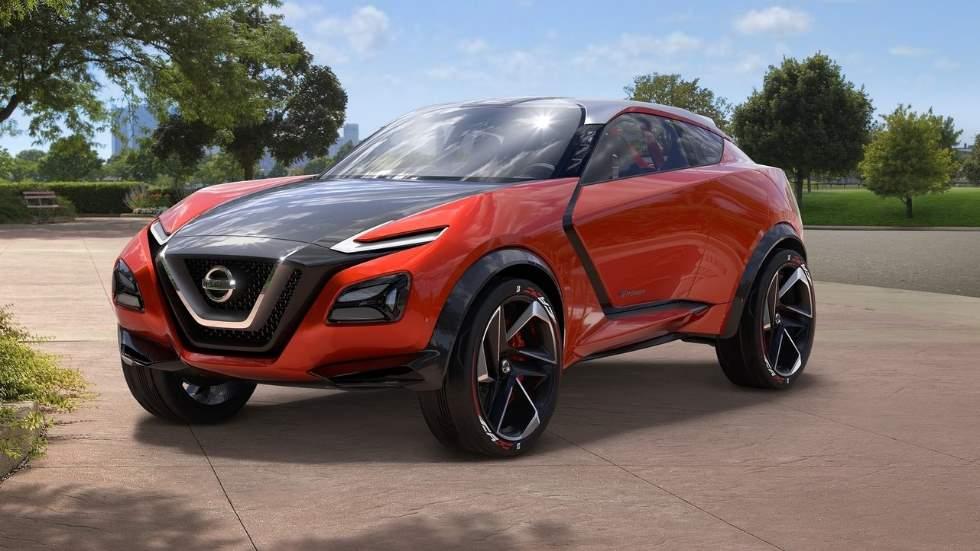 Nissan Juke 2019: la 2ª generación del SUV llegará el próximo verano