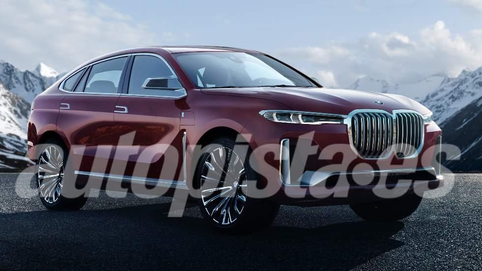 BMW X8: el futuro SUV, ¿el coche más caro de la marca?