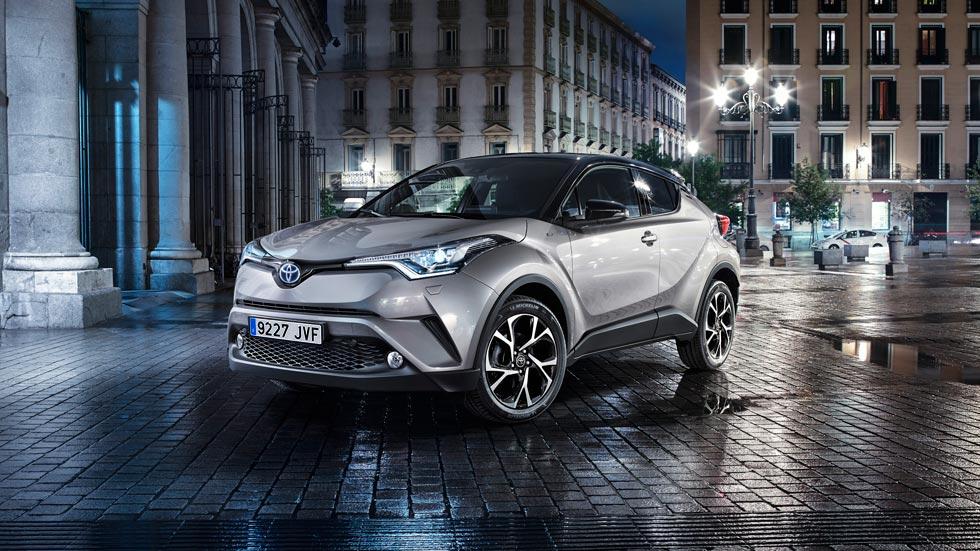 Toyota C-HR Hybrid: a prueba el SUV híbrido japonés