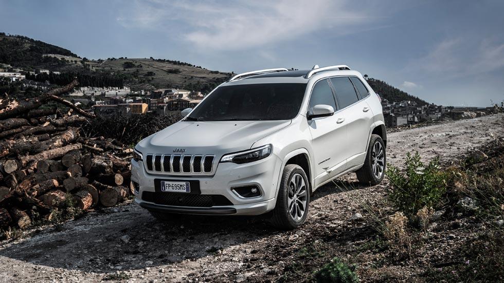 Jeep Cherokee 2019: pura distinción