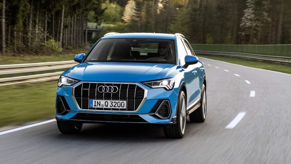 Audi Q3 2019: todos los precios y datos para España del nuevo SUV
