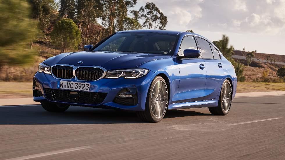 BMW Serie 3 G20 2019: a prueba la nueva generación de la berlina
