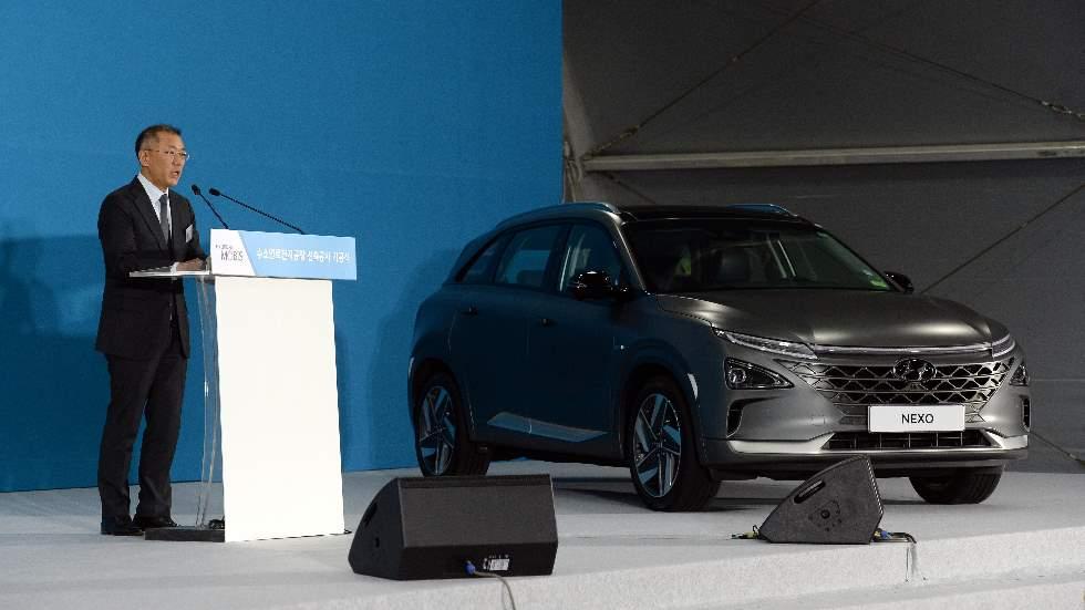Hyundai FCEV Vision 2030: el plan para expandir el coche de hidrógeno