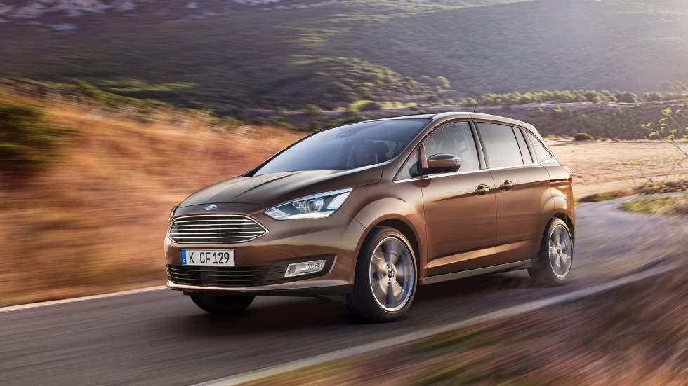 La muerte del monovolumen: los Ford C-Max y Grand C-Max, se dejan de fabricar en Europa
