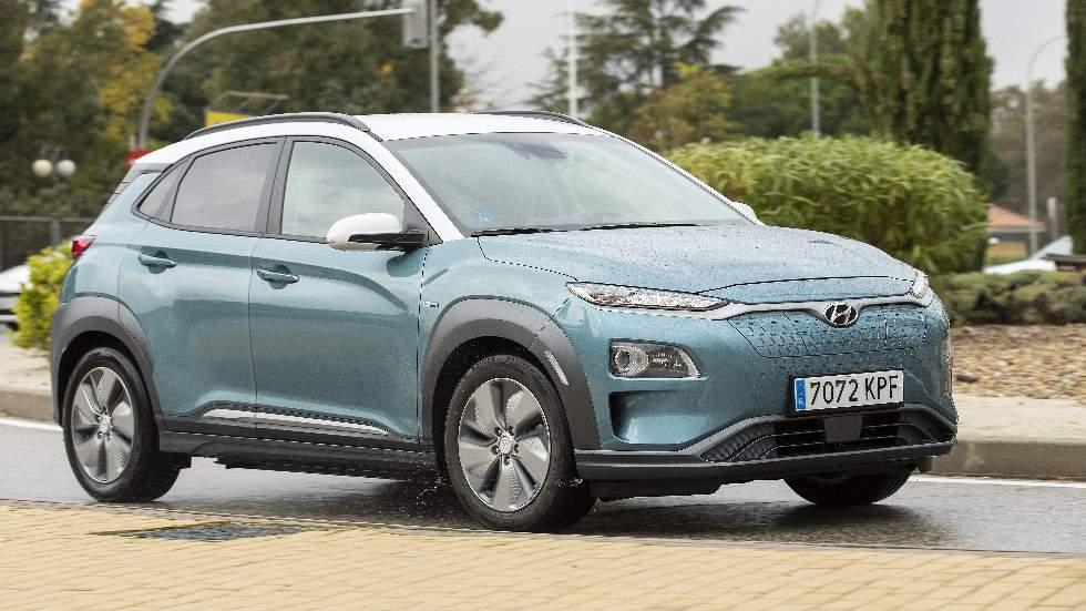 Hyundai Kona EV: prueba con todos los datos del nuevo SUV eléctrico