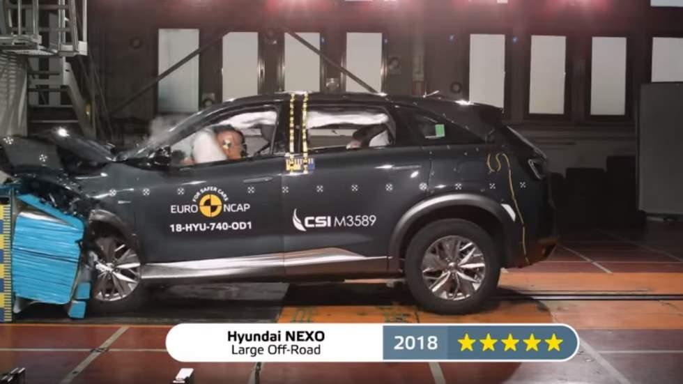 Los coches más seguros de 2018 por categorías, según Euro NCAP (Vídeo)