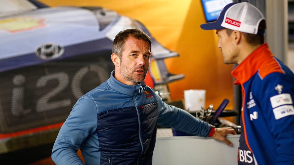 Bombazo en el WRC: Loeb ficha por Hyundai; Sordo sigue en el equipo