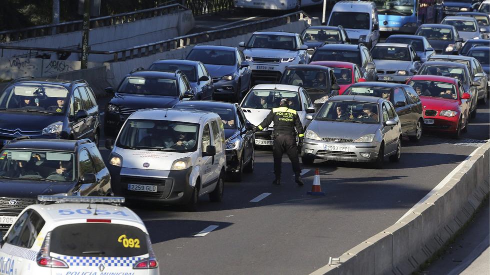 Casi 1.500 multas en Madrid el día del Escenario 2 con restricciones: así fueron